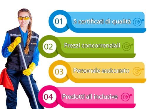 impresa di pulizie Roma: pulizie uffici, di sgrosso, condomini, post-ristrutturazioni